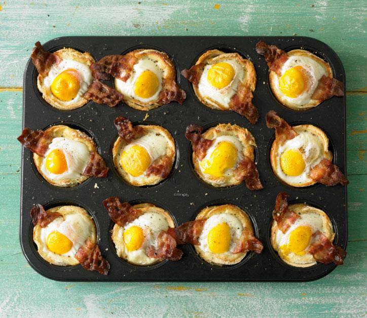 toastmuffins rezept essen und trinken. Black Bedroom Furniture Sets. Home Design Ideas
