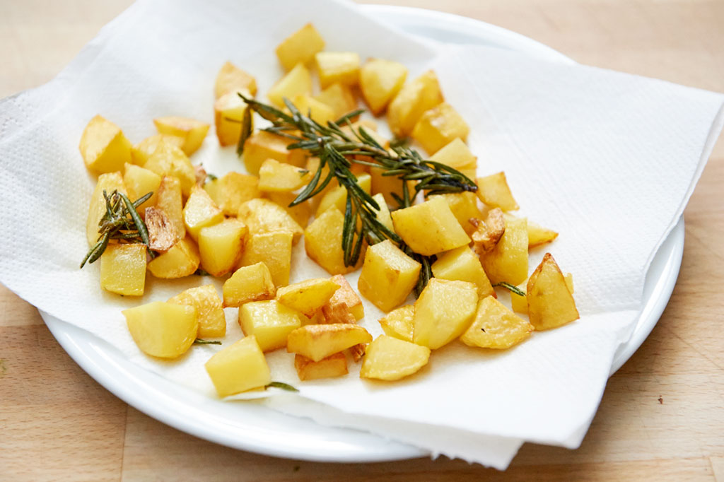 Rosmarin-Kartoffeln Re...