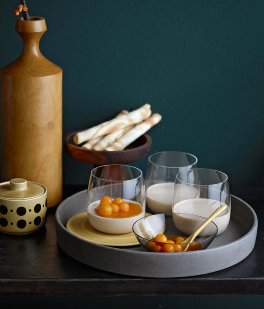 haselnuss panna cotta rezept essen und trinken. Black Bedroom Furniture Sets. Home Design Ideas