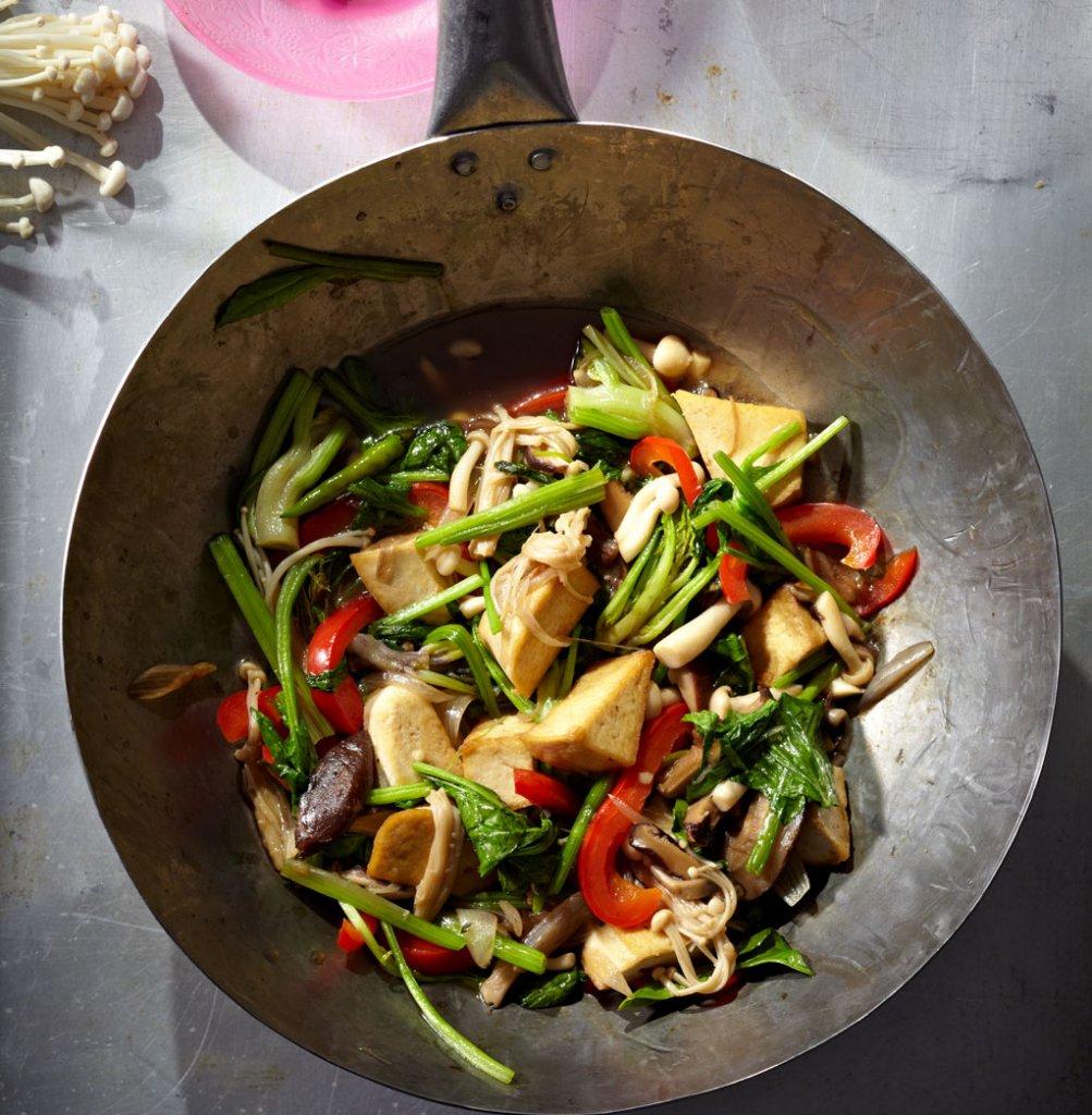 Pilz Rezepte Vegetarisch : pilz gem se pfanne rezept essen trinken ~ Lizthompson.info Haus und Dekorationen