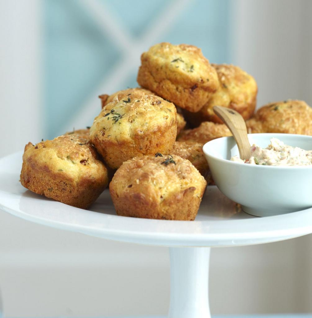 spanische muffins rezept essen trinken. Black Bedroom Furniture Sets. Home Design Ideas
