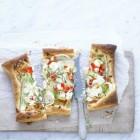 Fenchel-Pizza