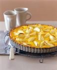 Kürbis-Apfel-Tarte