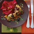 Rote-Bete-Pappardelle