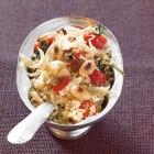 Tomaten-Mandel-Couscous