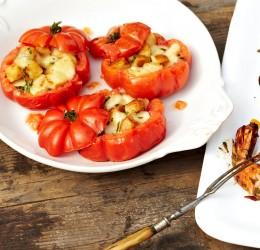 leichte rezepte mit tomate essen trinken. Black Bedroom Furniture Sets. Home Design Ideas