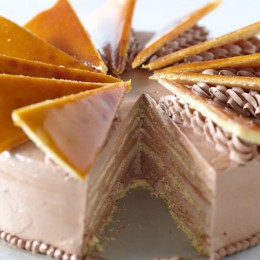 Dobos-Torte
