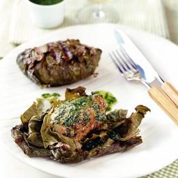 Lamm-Chops mit Pesto