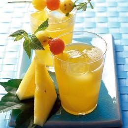 Melonendrink mit Wodka