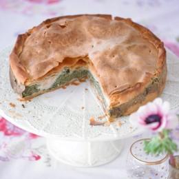 Torta pasqualina (Spinattorte)