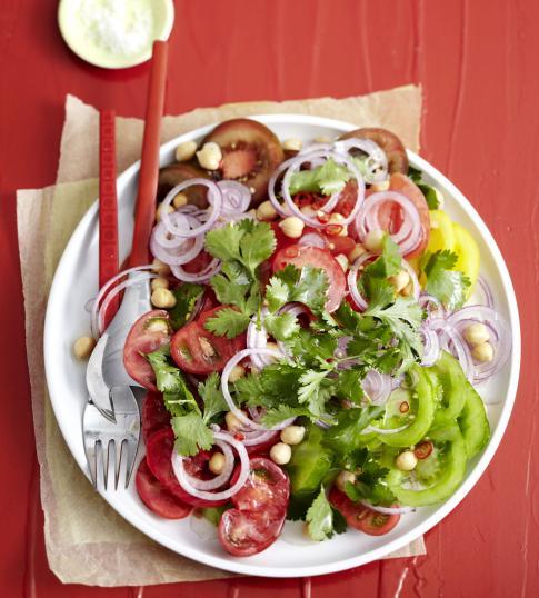 tomatensalat tomaten rezepte f r salate 1 essen trinken. Black Bedroom Furniture Sets. Home Design Ideas