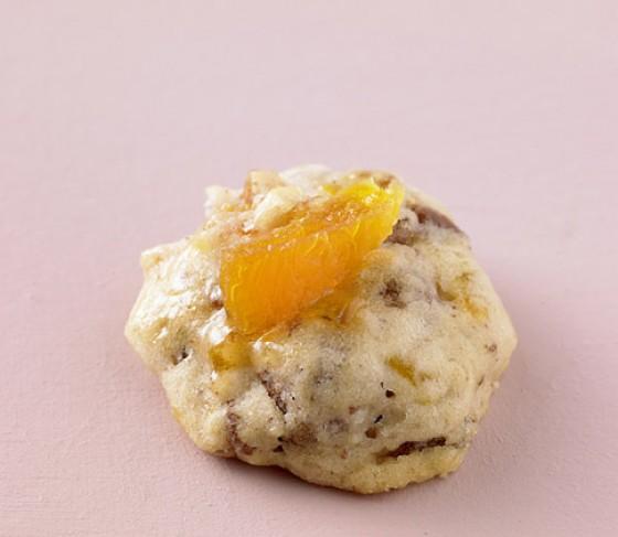 Aprikosen-Schoko-Kekse