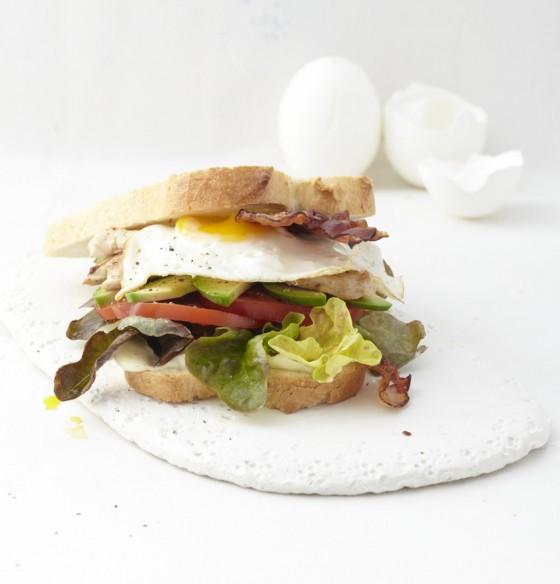 BLT -Sandwich