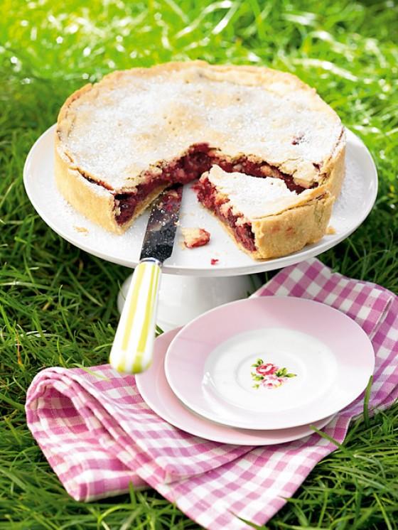 Brombeer-Pie