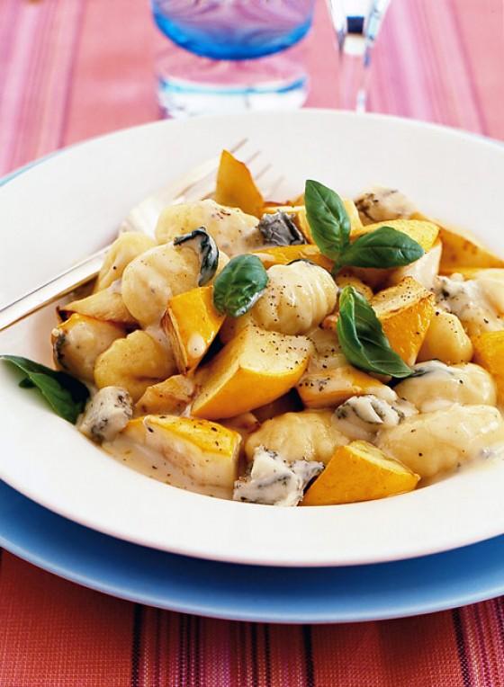 Gnocchi mit Zucchini