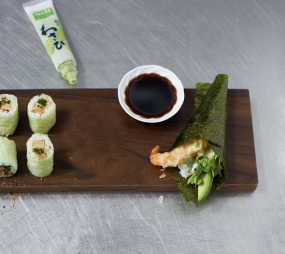 sushi wie macht man eigentlich sushi 1 essen trinken. Black Bedroom Furniture Sets. Home Design Ideas