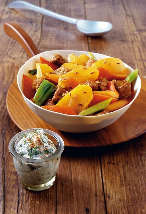 Kartoffel-Paprikasch