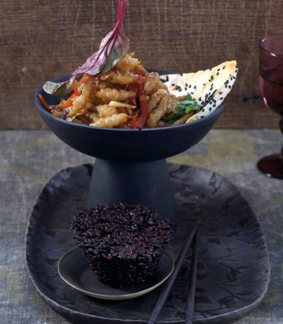 vegetarische rezepte raffinierte gerichte f r g ste essen und trinken. Black Bedroom Furniture Sets. Home Design Ideas