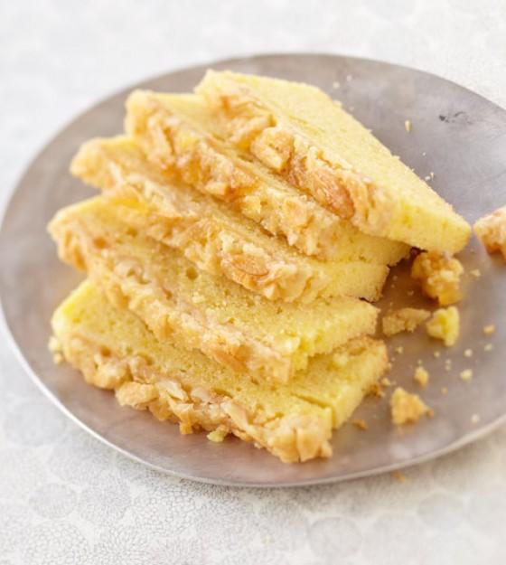 Schwedischer Toskakuchen