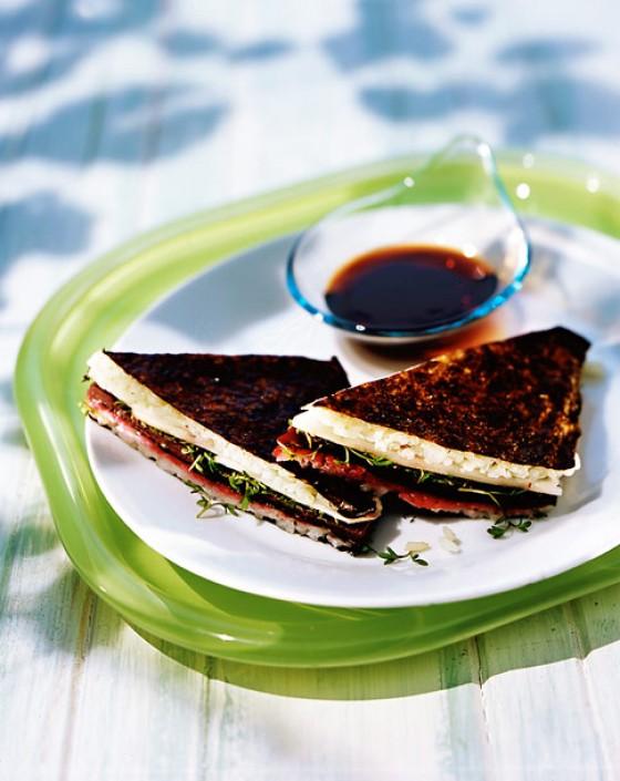 Sushi-Sandwich