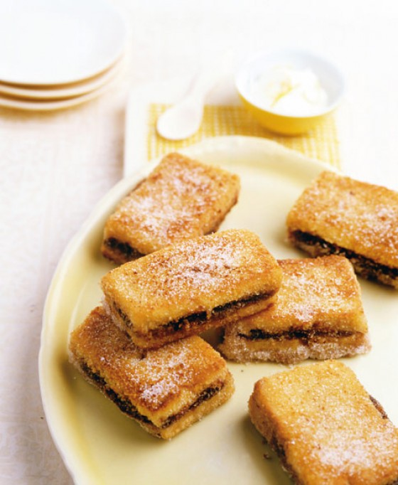 Zwetschgen-French-Toasts