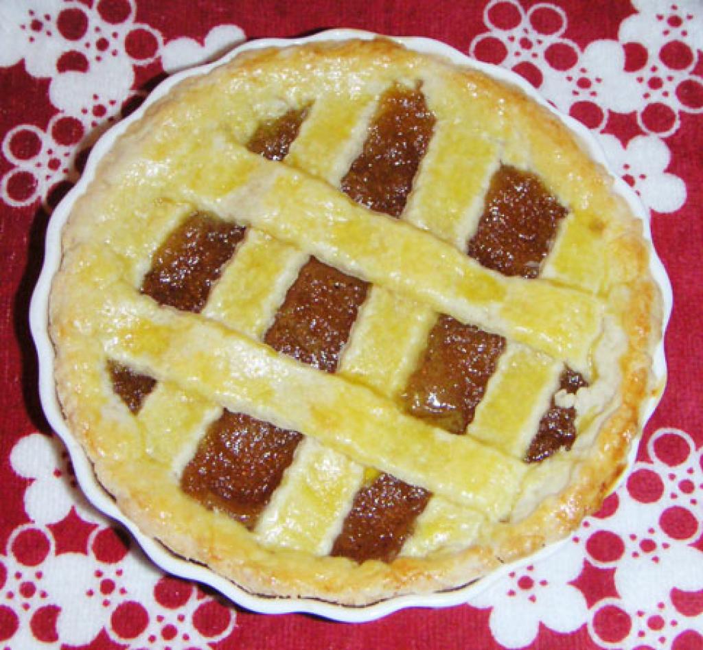 pasta frolla (italienischer mürbeteig-kuchen) rezept - [essen und