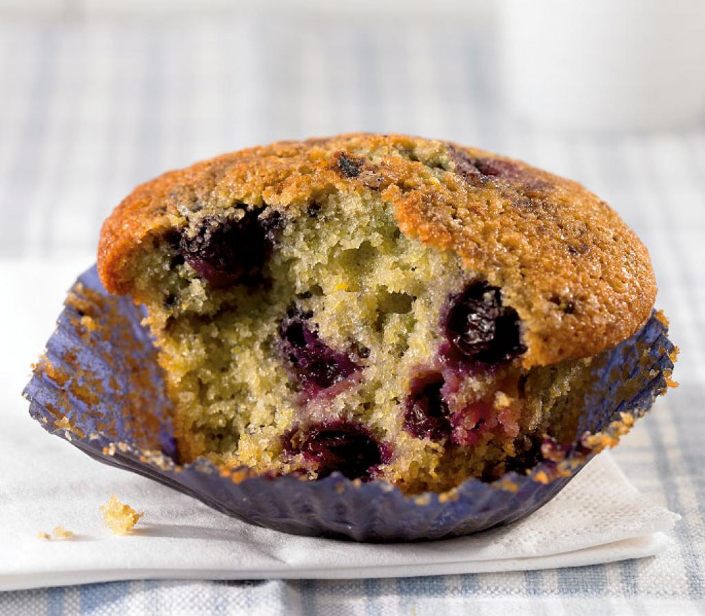 blueberry muffins rezept essen trinken. Black Bedroom Furniture Sets. Home Design Ideas