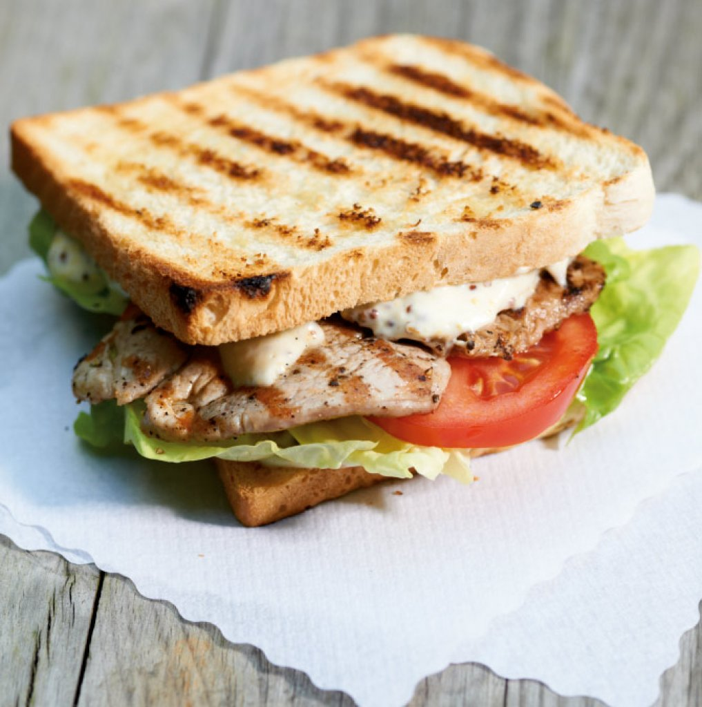 filet sandwich rezept essen und trinken. Black Bedroom Furniture Sets. Home Design Ideas