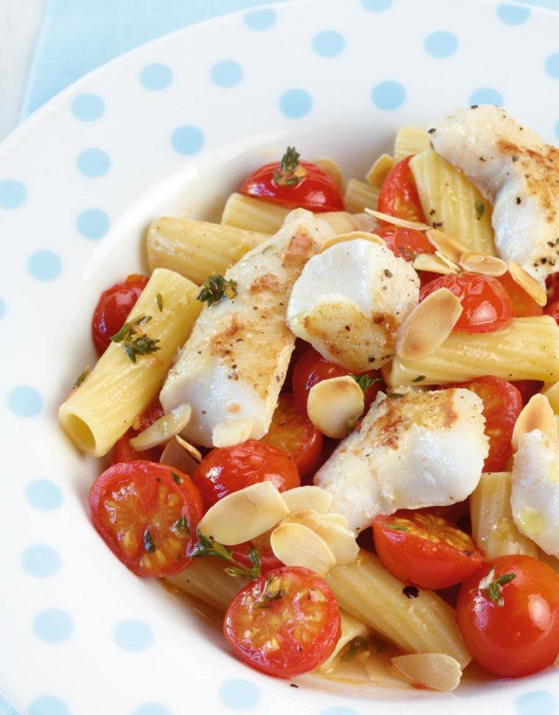 Fisch-Pasta Rezept - [ESSEN UND TRINKEN]