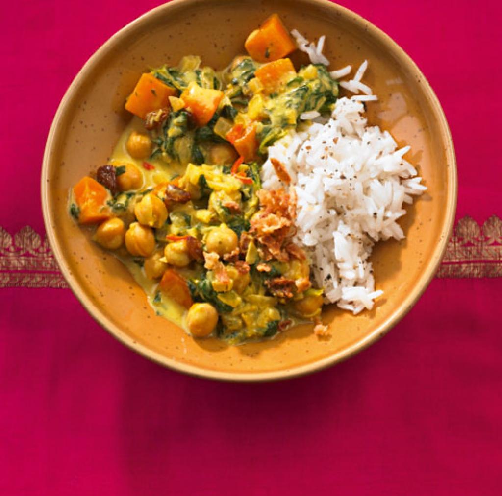 kichererbsen curry rezept essen und trinken. Black Bedroom Furniture Sets. Home Design Ideas
