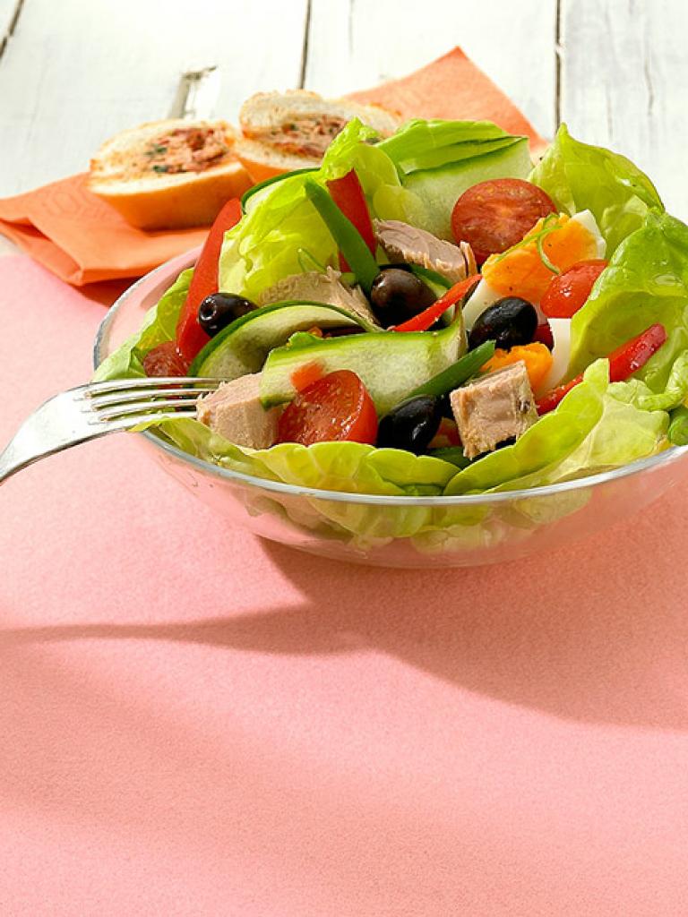 Rezepte salat nizza