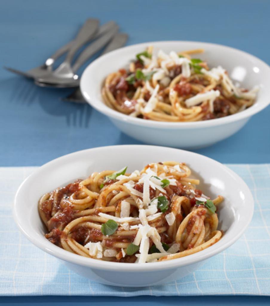 spaghetti mit aceto sauce rezept essen und trinken. Black Bedroom Furniture Sets. Home Design Ideas