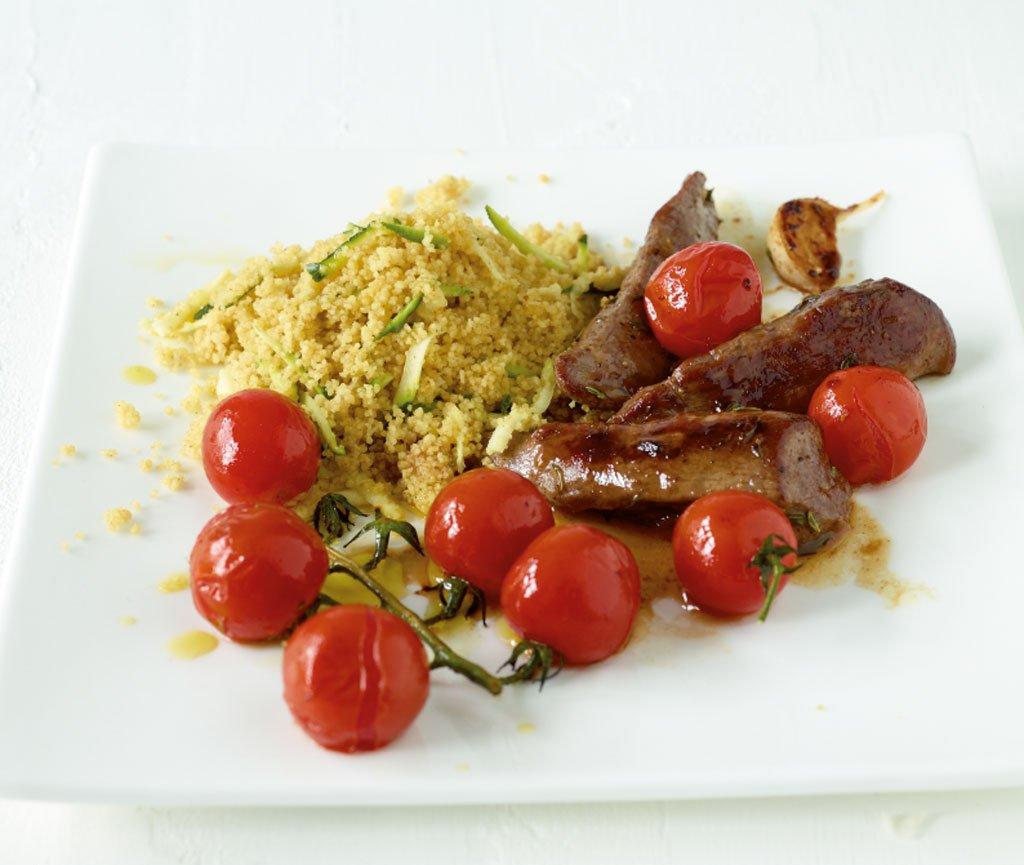 Zucchini couscous mit lammfilet db168ae046ec6a4065b4f0704385930a