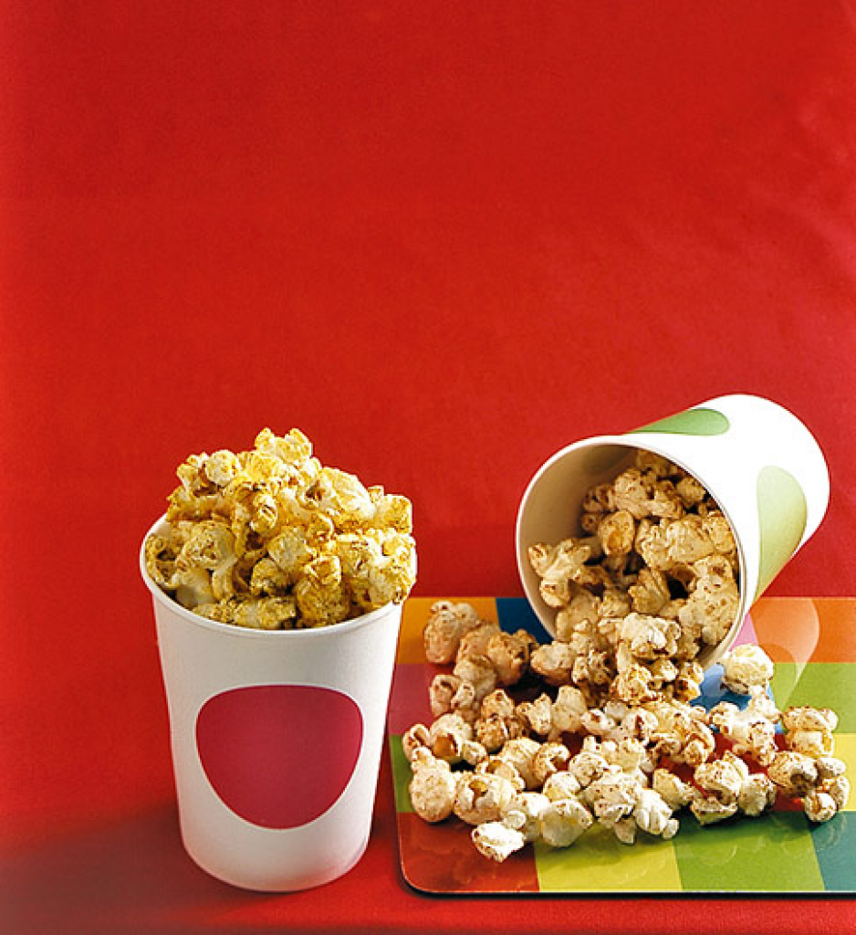 popcorn selber machen rezepte essen trinken. Black Bedroom Furniture Sets. Home Design Ideas