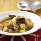 Tiroler Sauerkrautsuppe