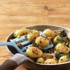 Walnuss-Bratkartoffeln