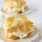 Zitronen-Sahne-Törtchen