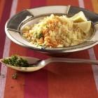 Zitronen-Linsen-Couscous