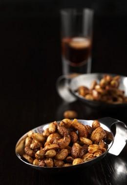 Curry-Nüsse