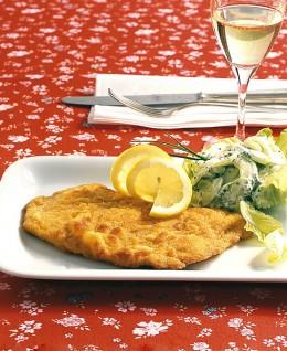 Putenschnitzel Wiener Art