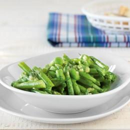 Grüner Bohnensalat