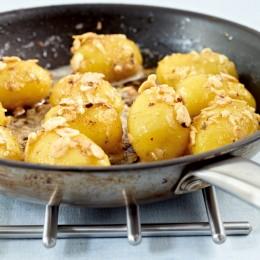 Haselnuss-Kartoffeln