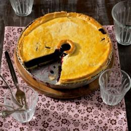 Heidelbeer-Pie
