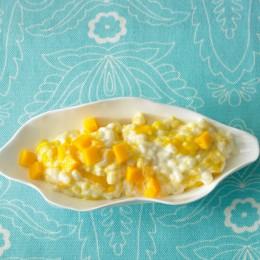Mango-Milchreis