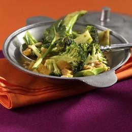 Orientalischer Broccoli
