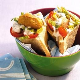 Schnelle Falafel
