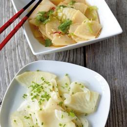 Selleriesalat asiatisch