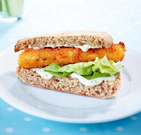 fischst bchen sandwich schnelle hauptgerichte f r kinder 1 essen trinken. Black Bedroom Furniture Sets. Home Design Ideas