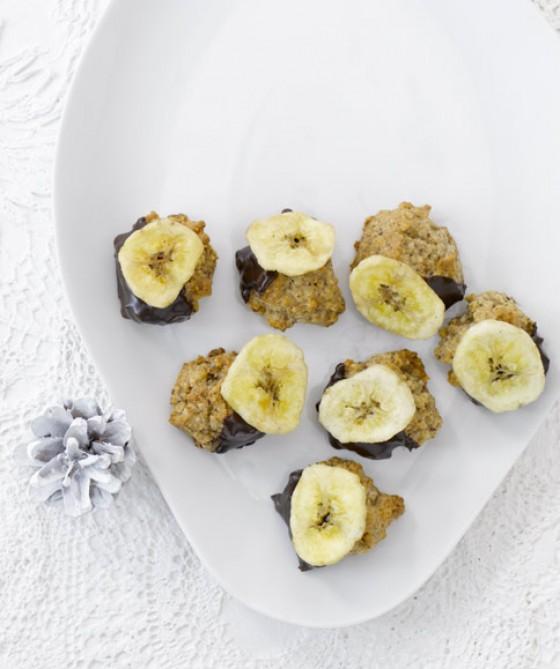 Bananenmakronen