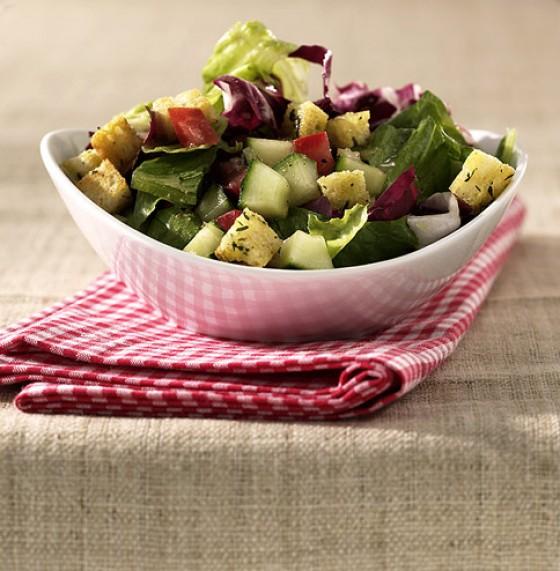 Bunter Salatmix